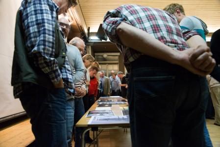 Röstning - Foto: Stefan Kroll