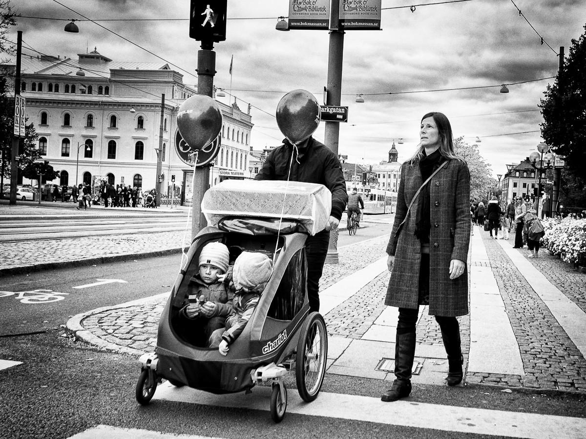 Gatufoto - Foto: Daniel Eliasson