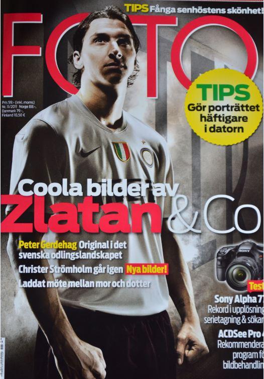 Tidningen Foto nr 11/2011