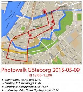 karta photowalk