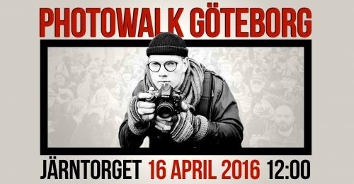 Photowalk 16 april